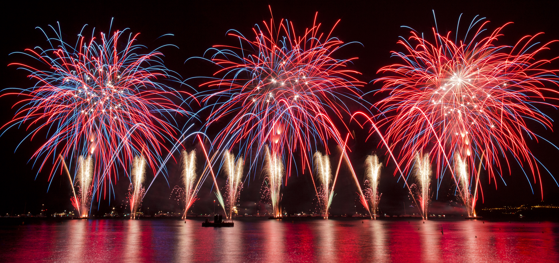Extraordinary places to celebrate New Year's Eve 2014/2015 – part one