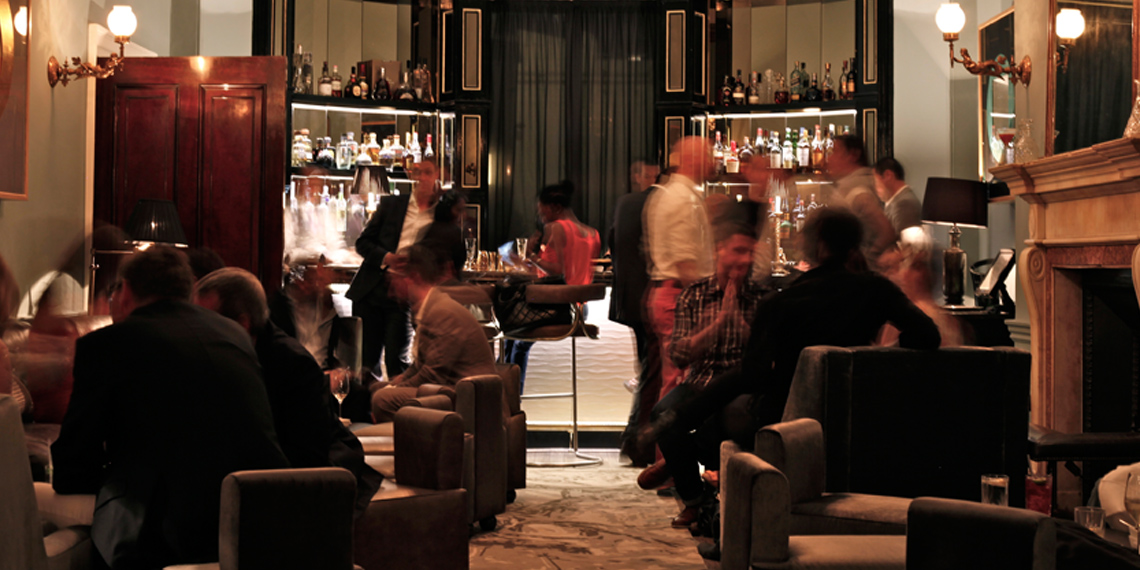 New York meets London: Best exclusive bars in the capital