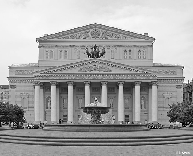 The five greatest Bolshoi soloists of all time