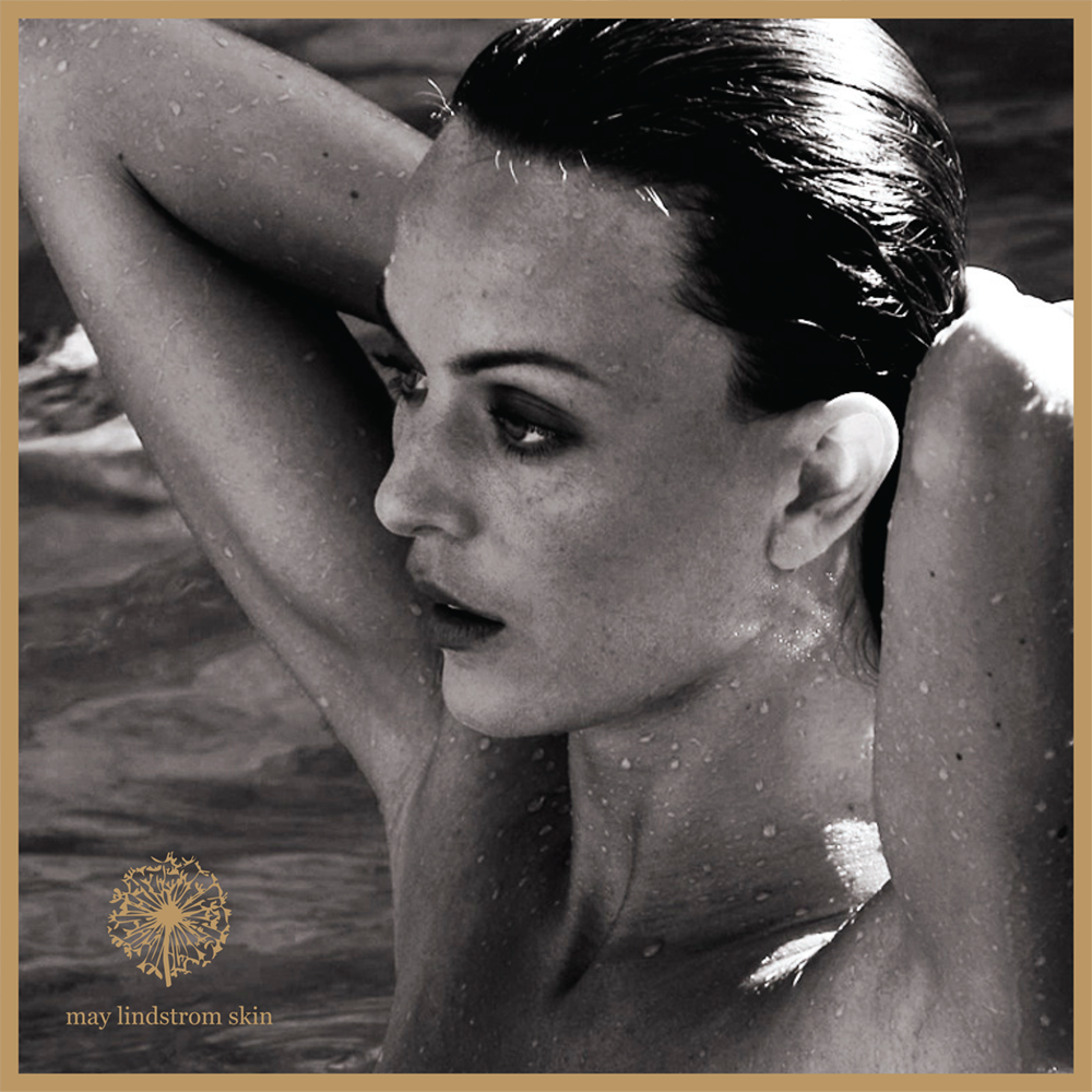 Caring for and celebrating our skin: let yourself be swept away by May Lindstrom