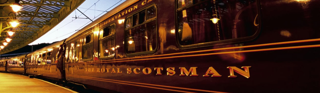 © Belmond Royal Scotsman