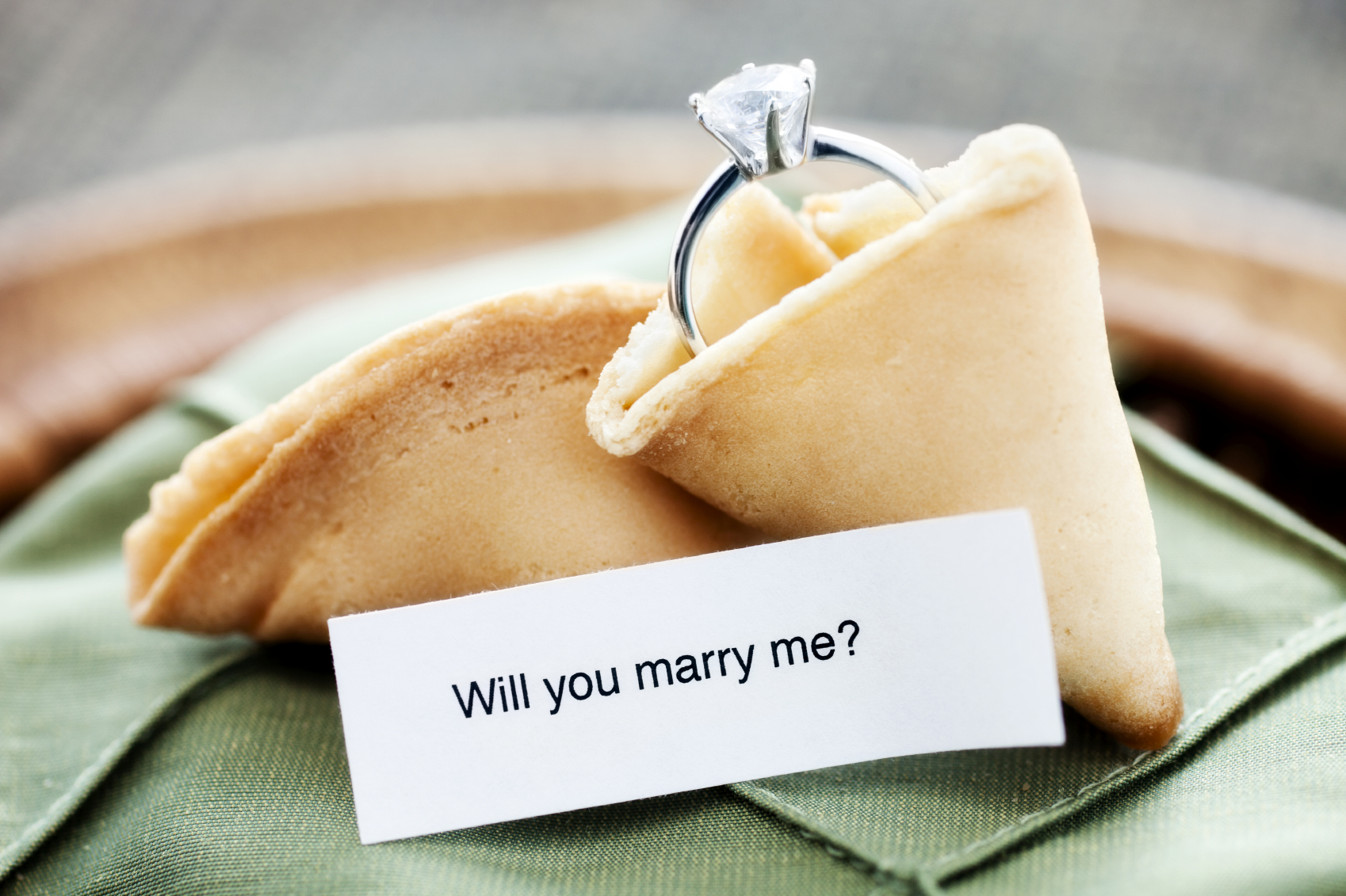 Popping the question on Valentine's Day: how to do it in style!