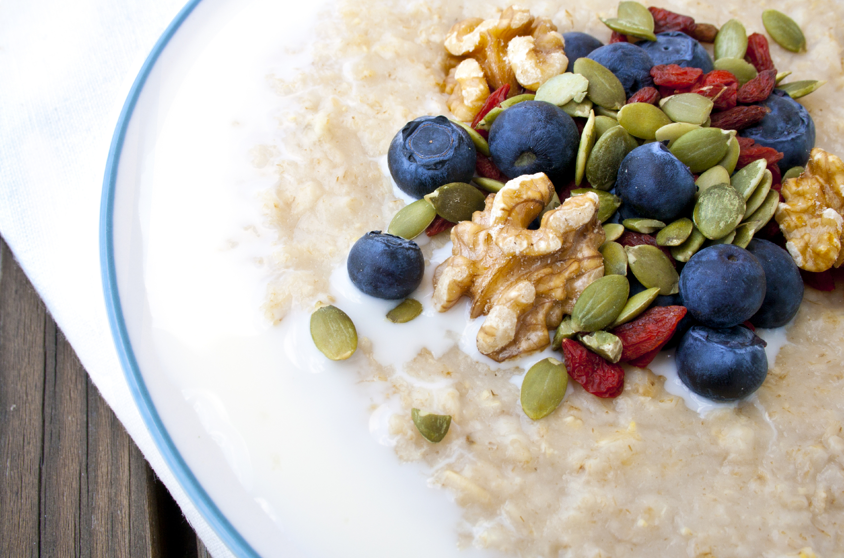 Get into a healthy breakfast regime for 2015
