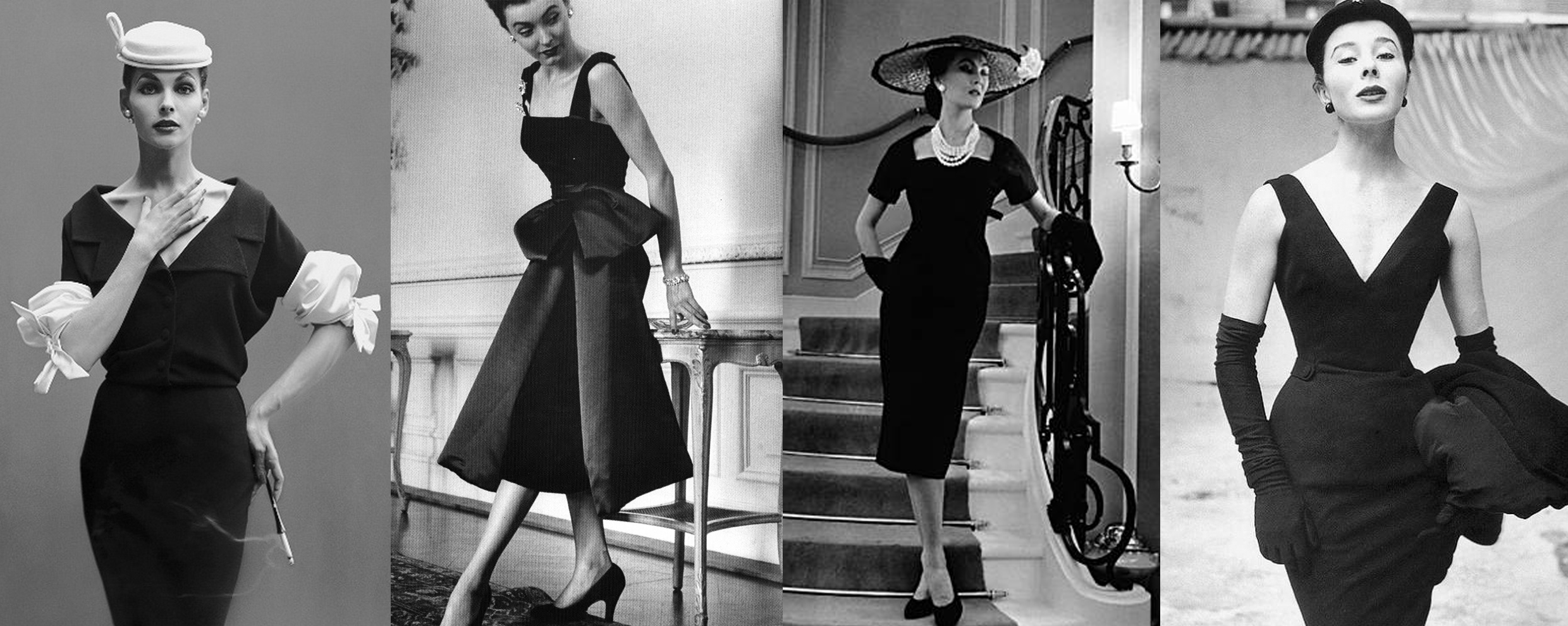 The enduring appeal of the little black dress
