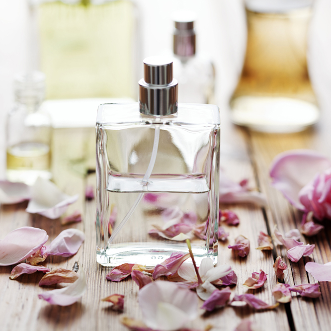 Beautiful and distinctive niche perfumes to celebrate spring
