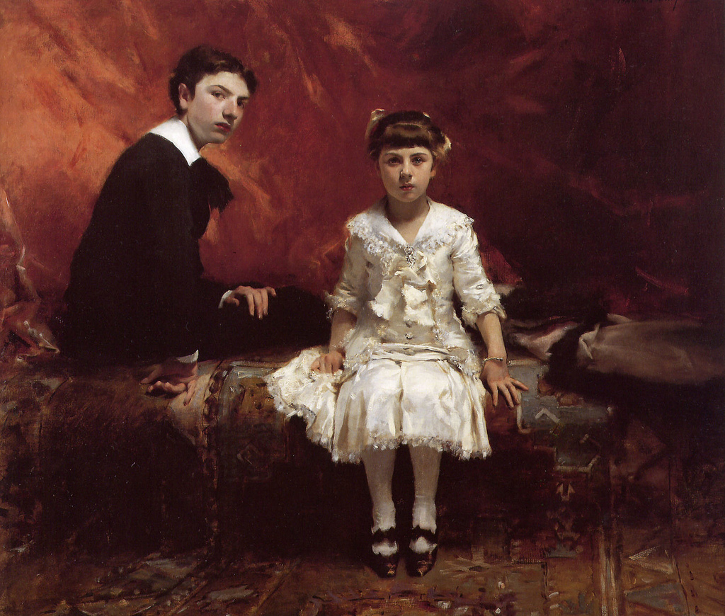 London welcomes Sargent's portraits