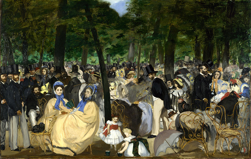 Impressionism: The salons of the rejected