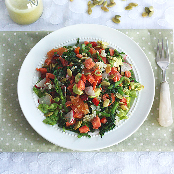 Spring Super Food Salad