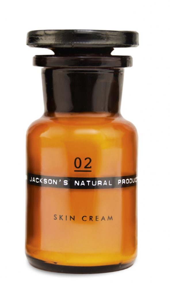 dr jacksons 02 Skin Cream 50ml on White