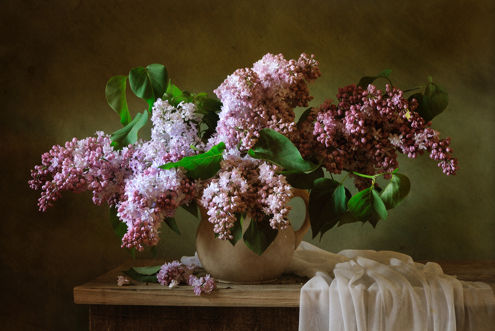 The Sweetness of Lilac is the Sweetness of Love