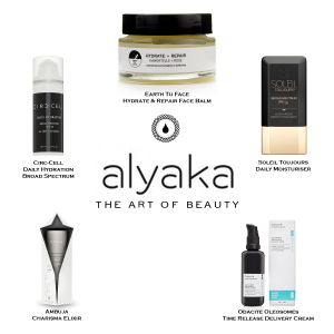 Natural and Niche Beauty Products - Moisturisers