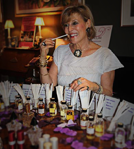 Exclusive Interview with Sue Phillips, Founder  of Scenterprises