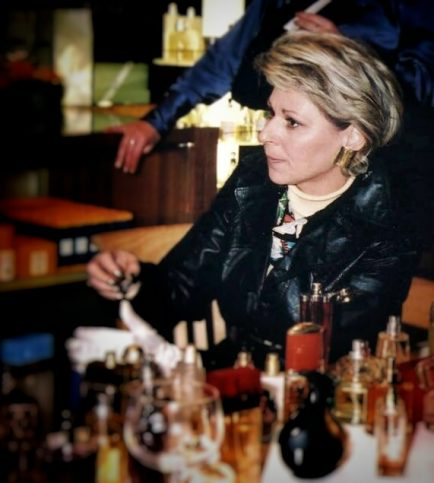 Marian Bendeth - Fragrance Profiler