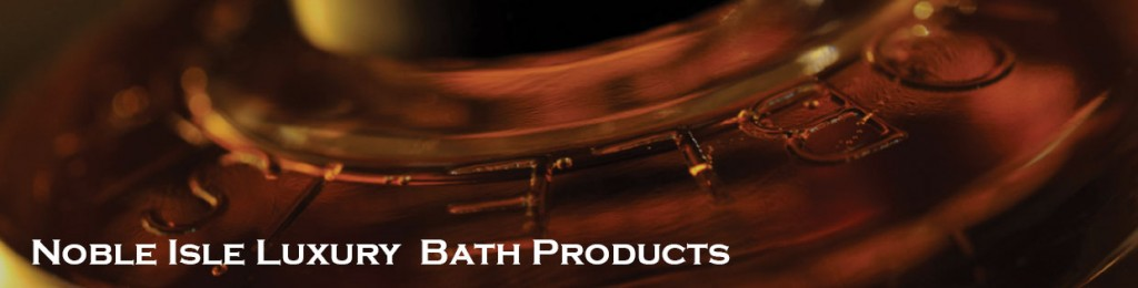 Noble Isle Luxury Bath Products