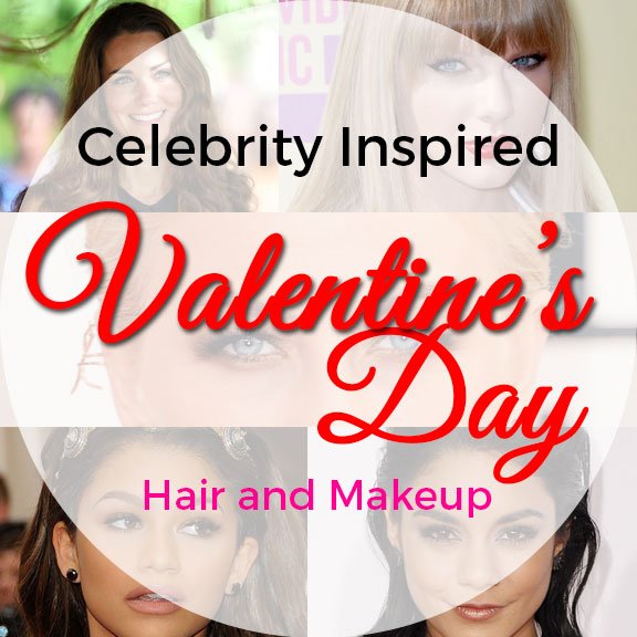 Celebrity Inspired Hair and Makeup