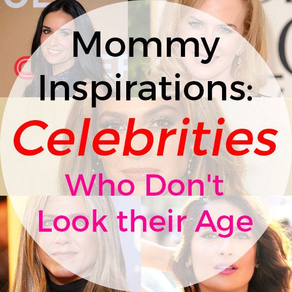 Ageless Celebrity Moms