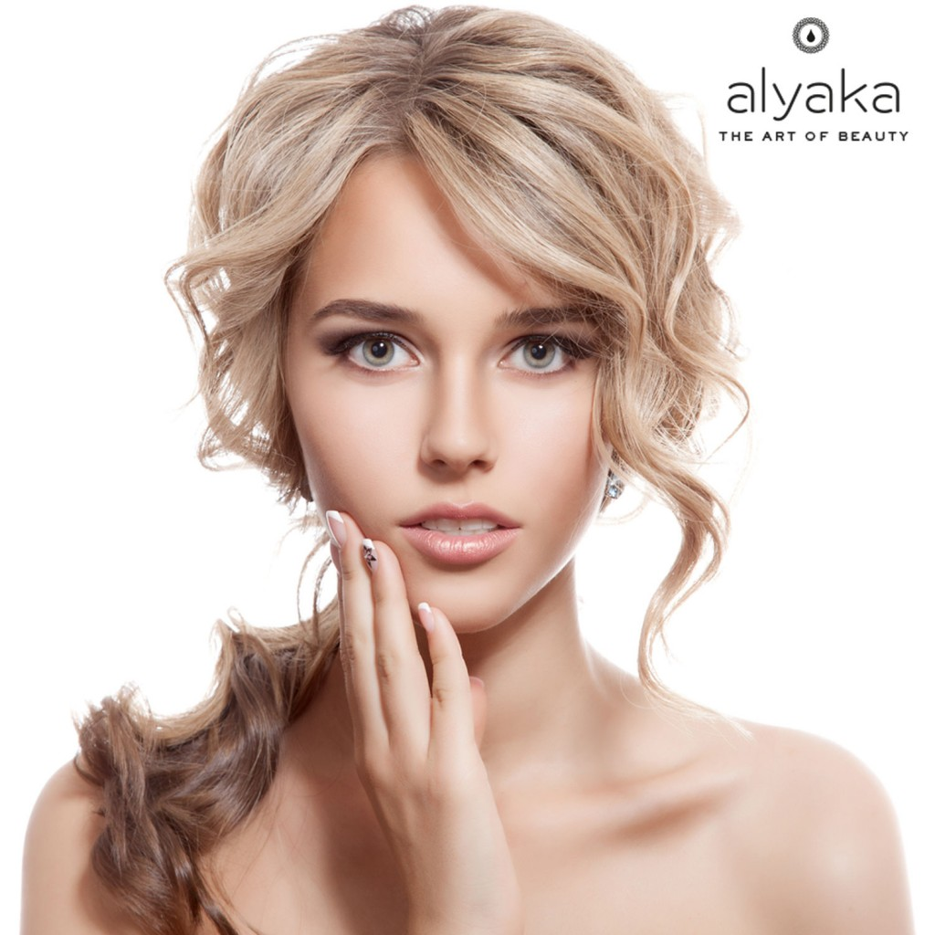 Relaxed Hairstyle