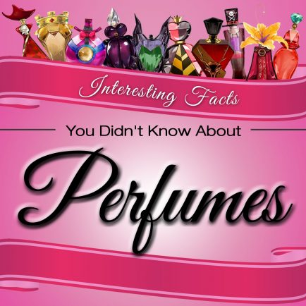 Interesting Facts About Perfumes
