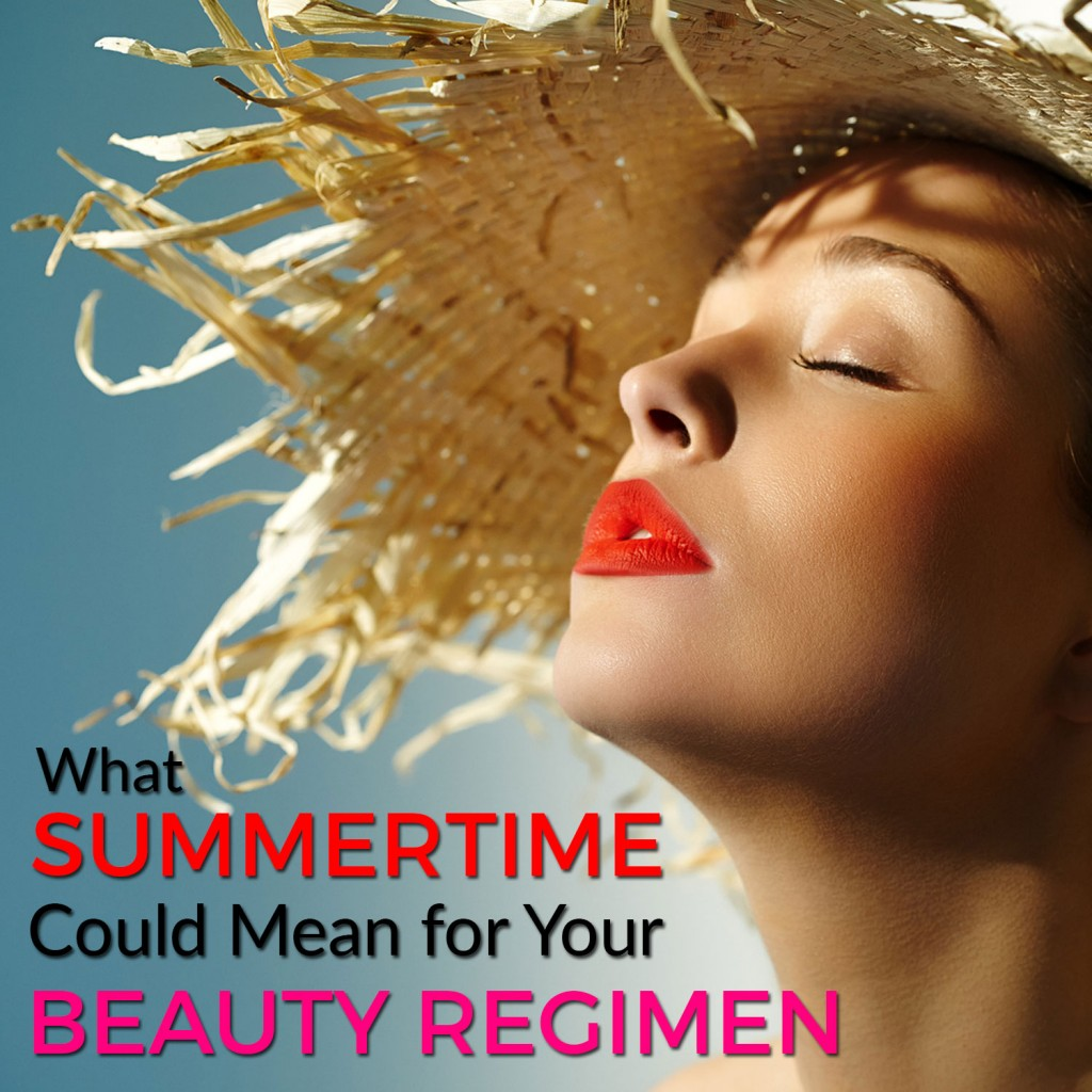 Summer Beauty Regimen