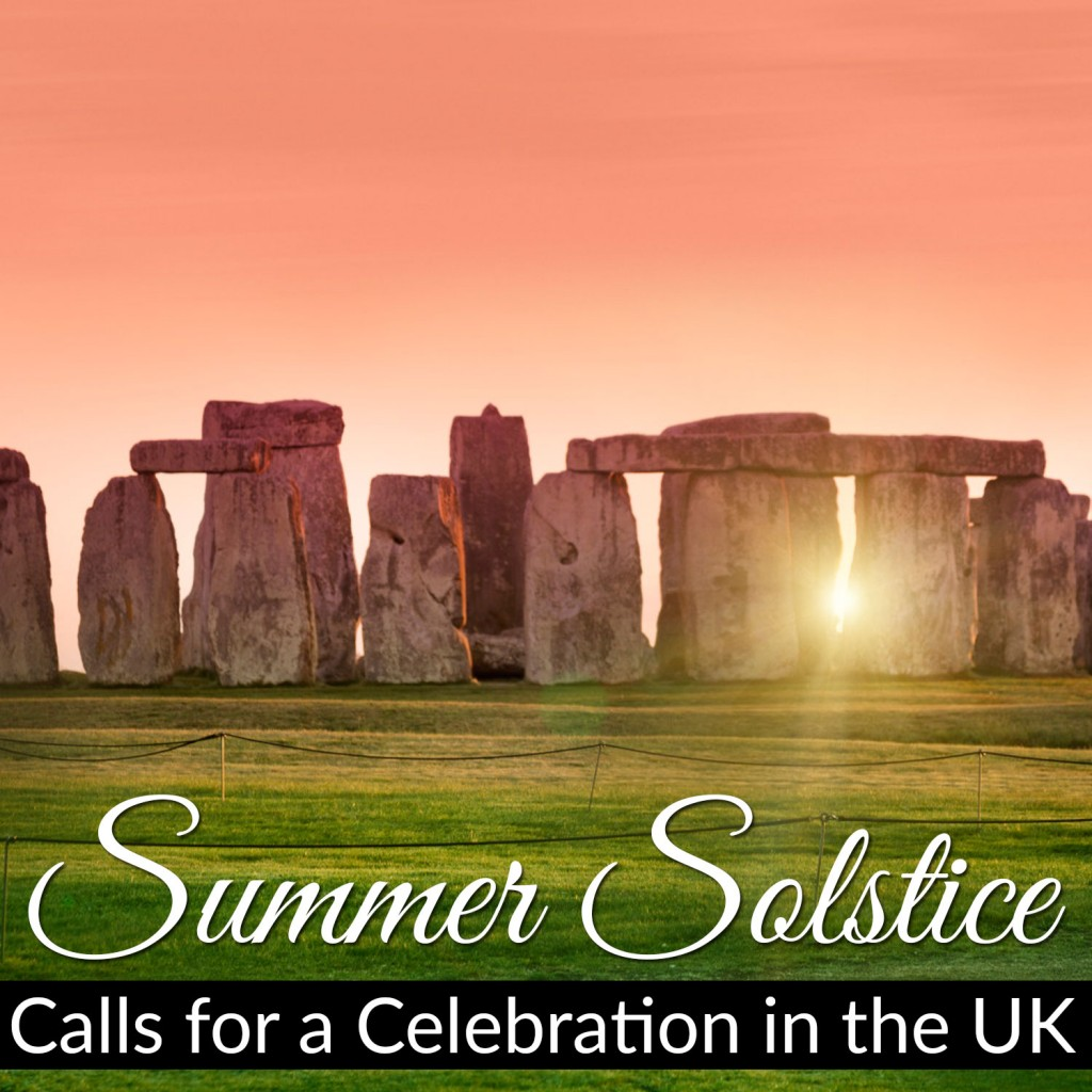 Summer Solstice 2016 in UK