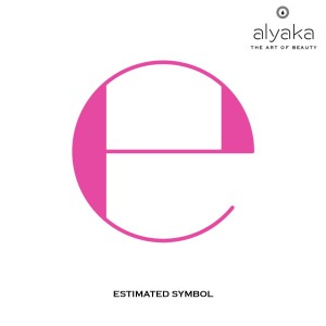 Estimated Symbol in Beauty Products