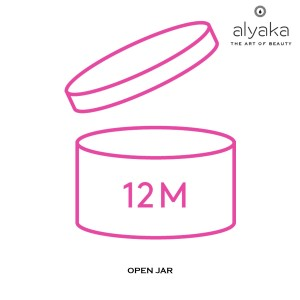 Open Jar Symbol in Beauty Products