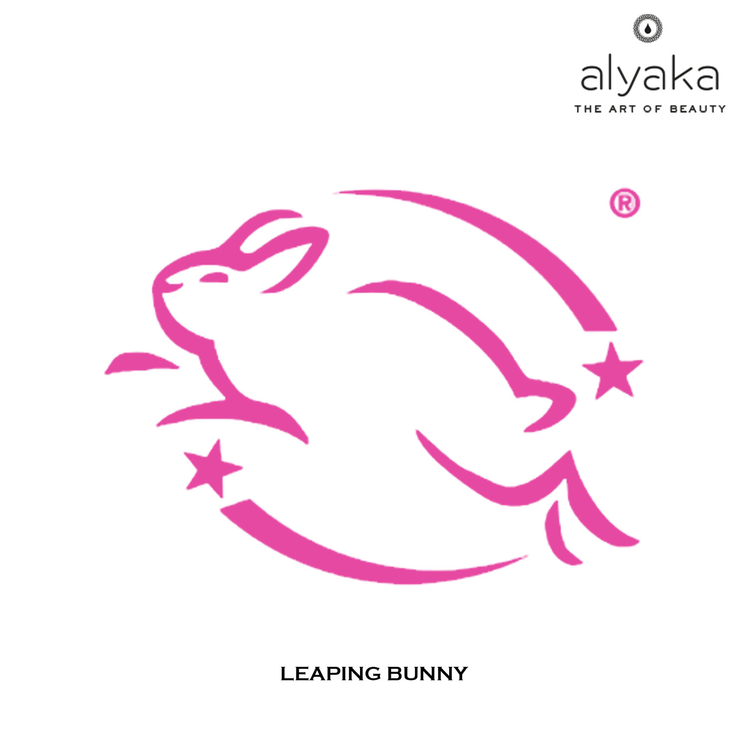 Leaping Bunny Symbol in Beauty Products