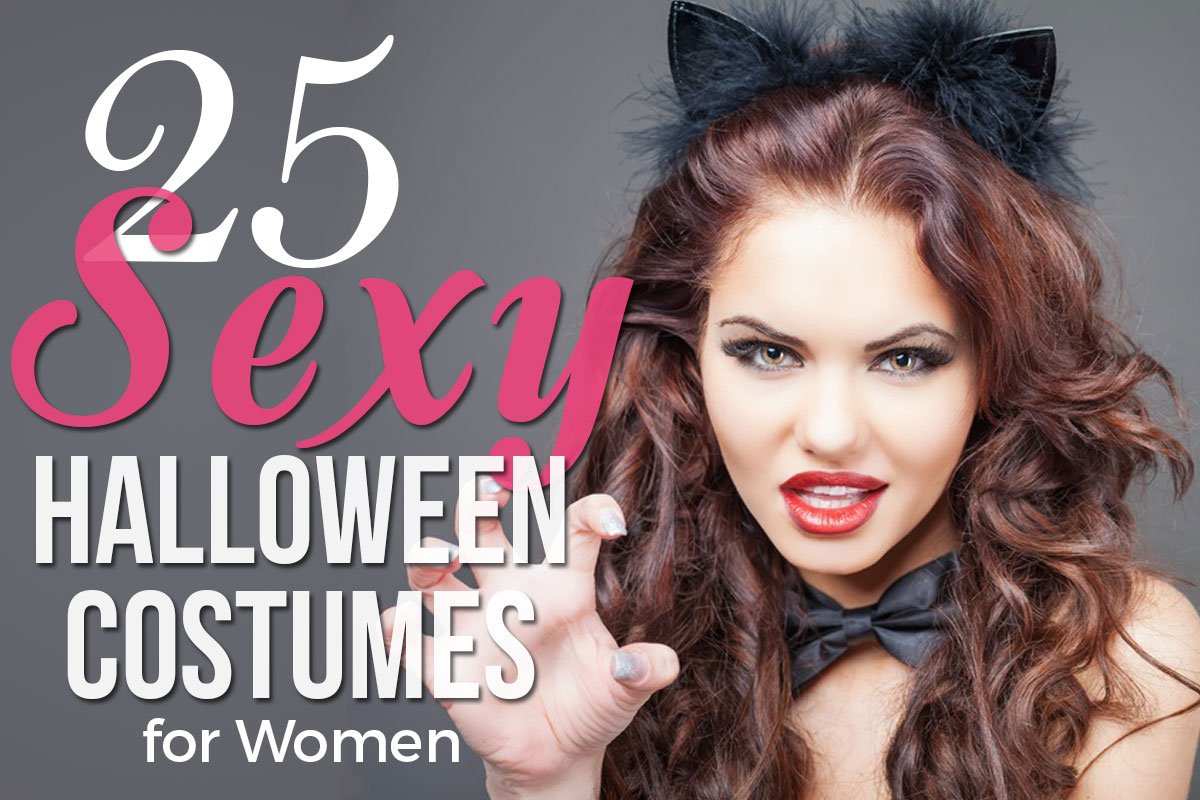 25 Sexy Halloween Costumes for Women