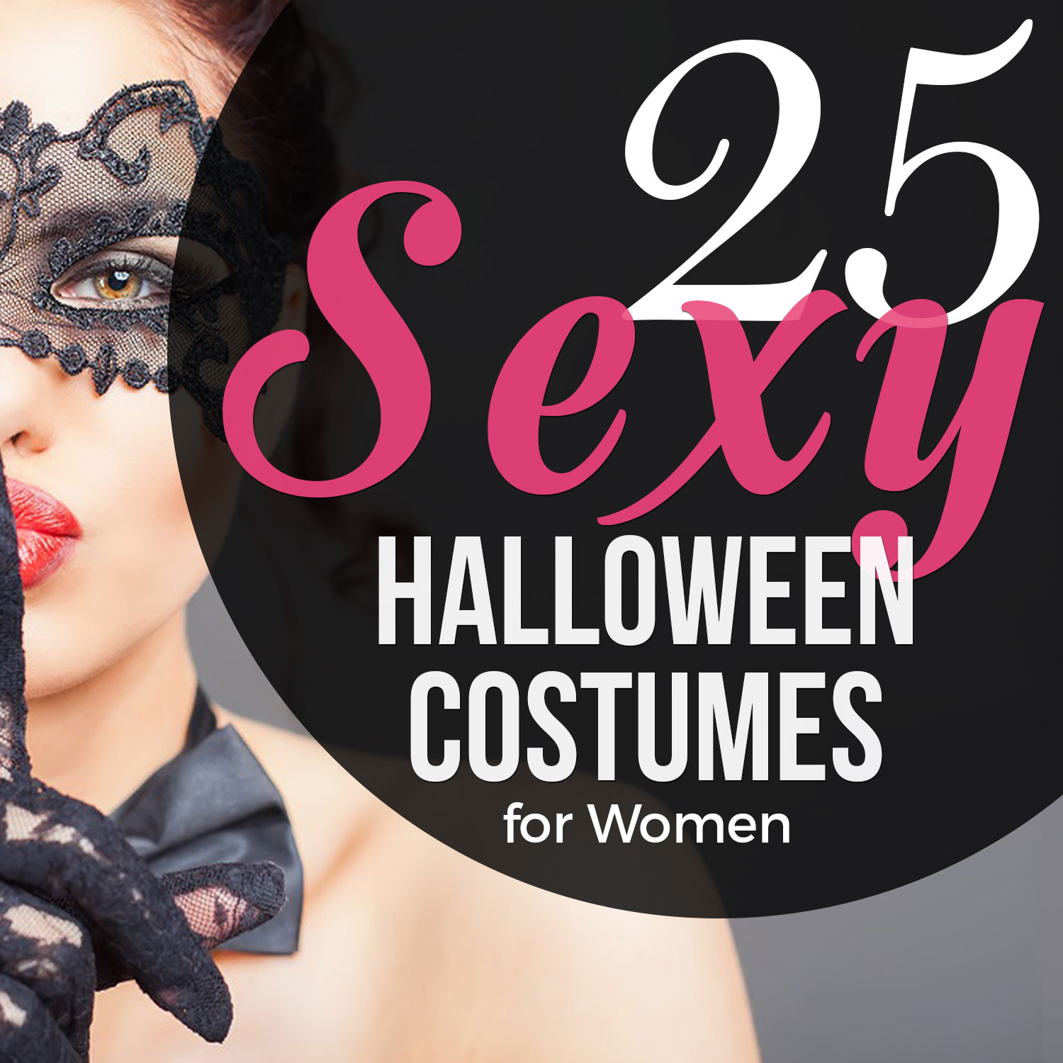 INFOGRAPHIC: Sexy Halloween Costumes for Women