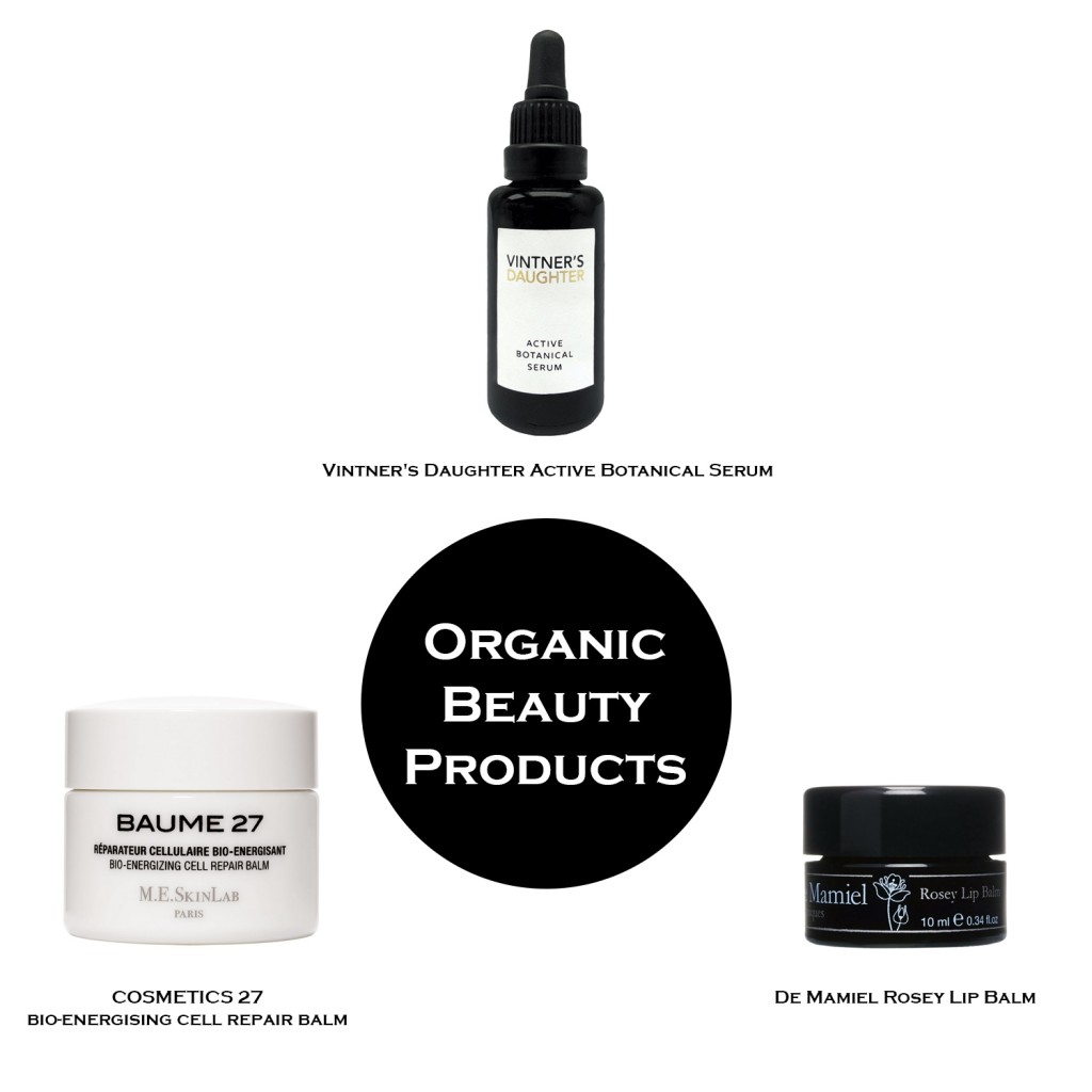 Organic Beauty Gift Ideas