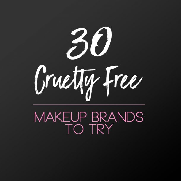 Cruelty-Free Makeup Brands to Try