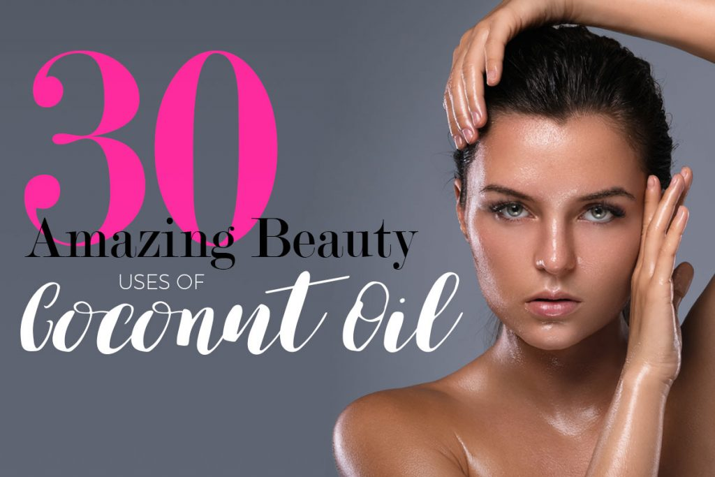 Beauty Uses of Coconut Oil