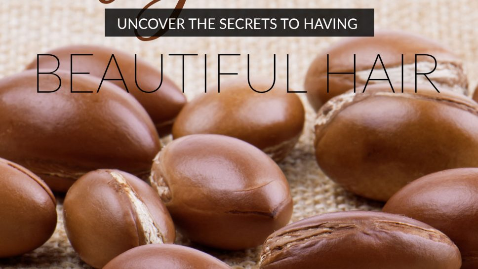 Argan Oil for the Hair and Scalp