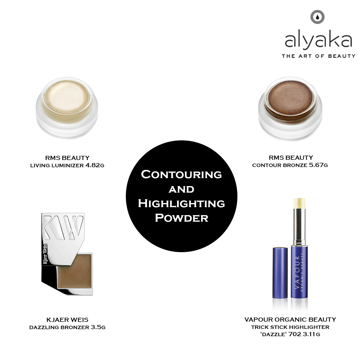 Contouring and Highlighting Powder