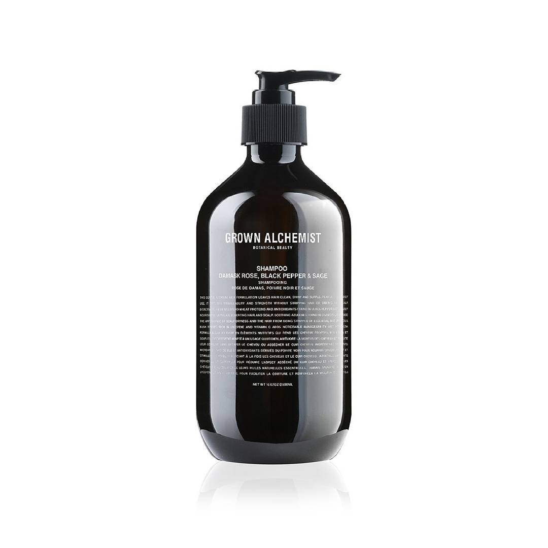 Perfect for daily use with all hair types, Grown Alchemist Shampoo provides manageability and strength without stripping hair or drying the scalp. Free from chemicals, it noticeably nourishes and stimulates hair and scalp whilst adding shine.?? This gentle nutrient rich formulation  leaves hair clean, shiny and supple. Free from petrochemicals, silicones, parabens, synthetics, Grown Alchemist Shampoo is perfect for daily use with all hair types.❤ Link to purchase here http://bit.ly/2sRaLbE Worldwide? Delivery and free shipping? available! . . . #shampoo #cleanhair #conditioner #instahair #haircare #hairtonic #hairtreatment #hairmask #hair #healthyhair #hairstyle #beauty #beautyproducts #style #lifestyle #organic #bblogger #naturalbeauty #instabeauty #london #UK #shopping #beautycare #beautytips #ootd #natural #shopping #holistic #holisticbeauty #beautyblogger #alyakaofficial