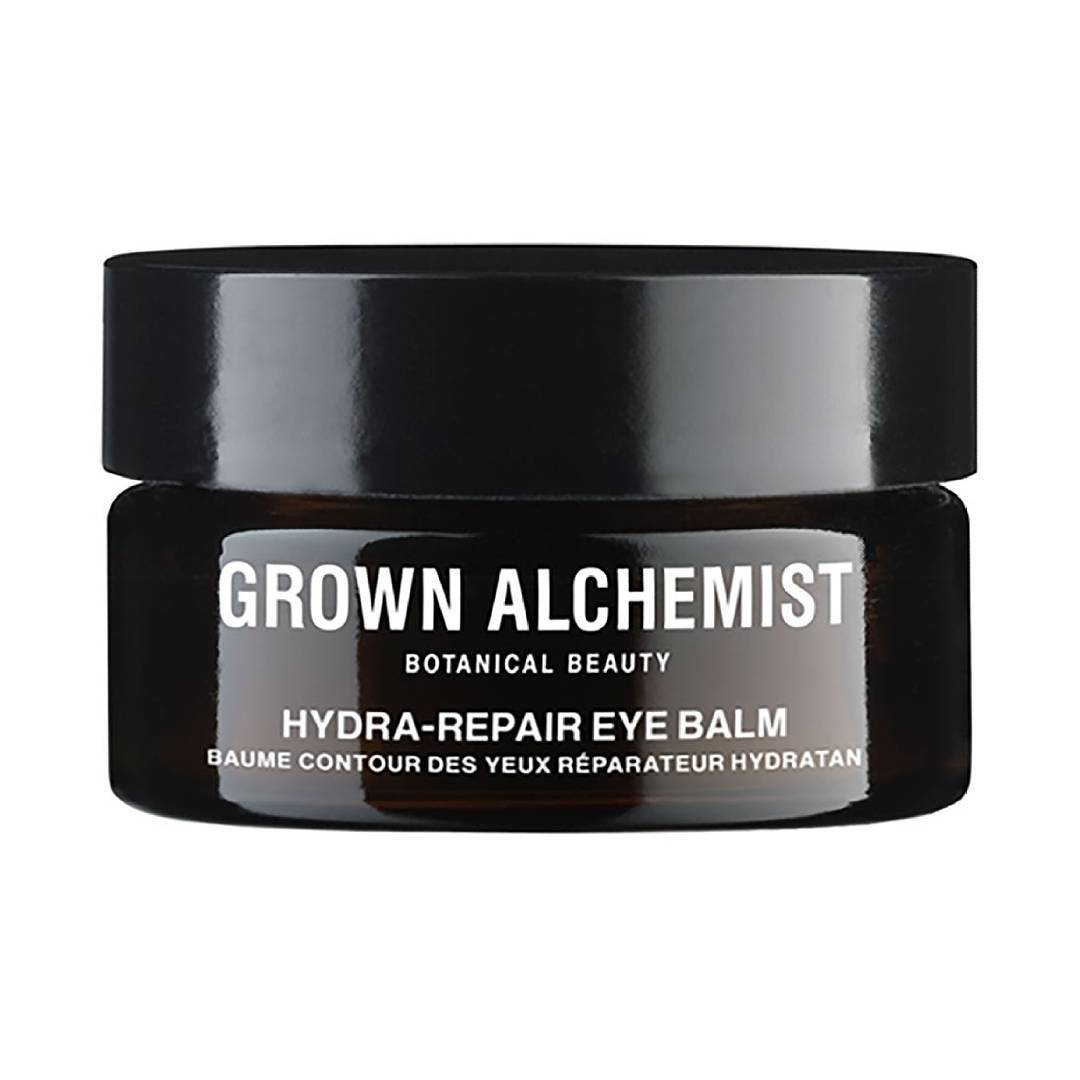 Packed with active moisturising botanicals, Grown Alchemist Hydra-Repair Eye Balm targets hydration levels while noticeably minimising fine lines and wrinkles. This rich eye balm leaves skin around the eye area looking nourished, soft and radiant.? This luxurious eye treatment drenches the delicate eye area with vital moisture and is perfect for eye areas showing signs of dehydration such as dark circles. Grown Alchemist Hydra-Repair Eye Balm leaves the eyes looking youthful refreshed and rejuvenated with a brighter, firmer appearance.? Link to purchase here http://bit.ly/2u3n3S0 Worldwide? Delivery and free shipping? available! . . . #makeup #eyebalm #eyes #eyemakeup #highlighter #eyelook #beauty #hudabeauty #motd #highlight #instabeauty #mua #ilovemakeup #instabeauty #beautyblogger #style #ootd #london #UK #wakeupandmakeup #shopping #makeupproducts #lifestyle #makeuplover #makeupforever #makeupbyme #girl #naturalmakeup #makeupblogger #alyakaofficial