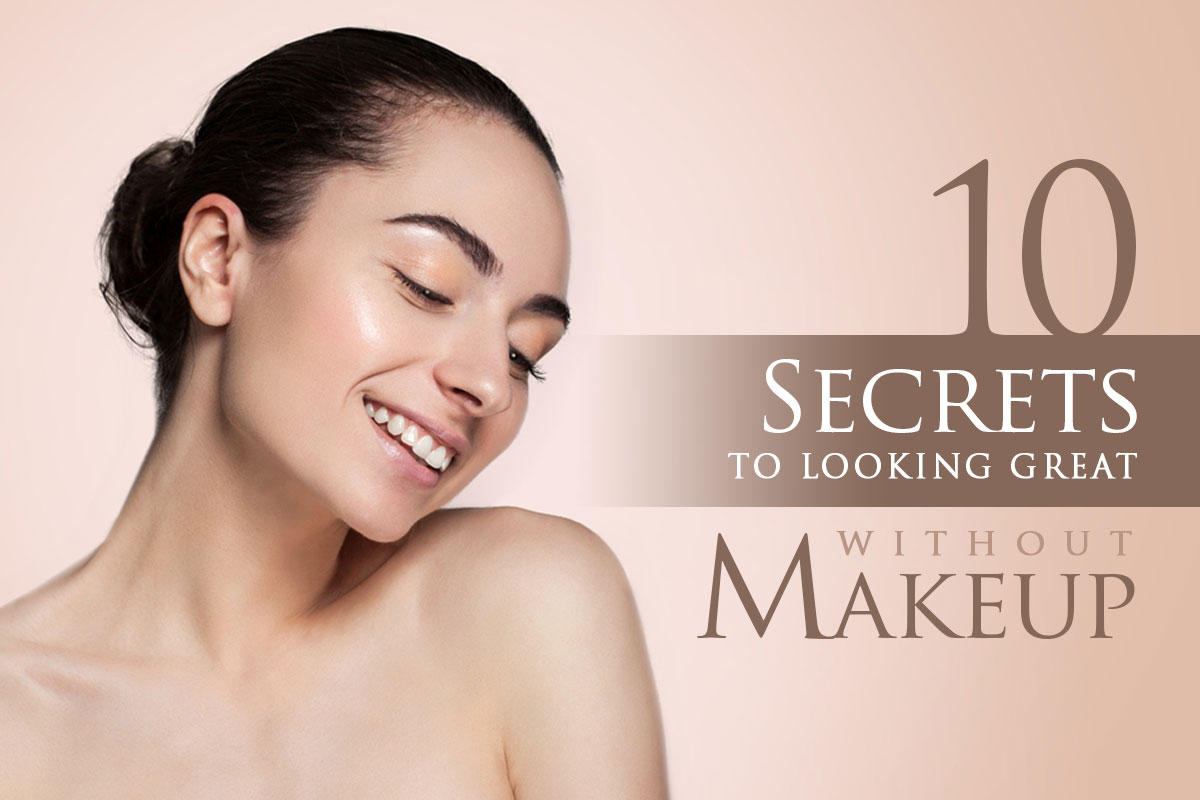 Secrets of Celebrities without Makeup