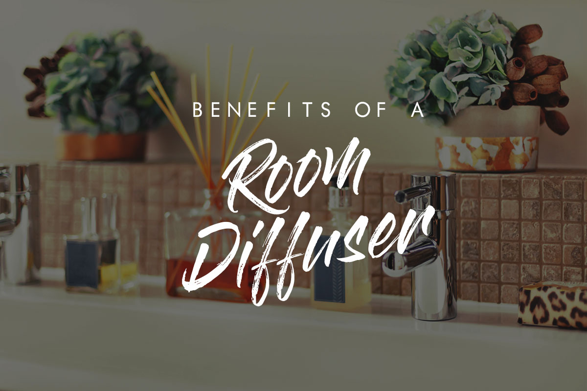 Benefits of Room Diffusers