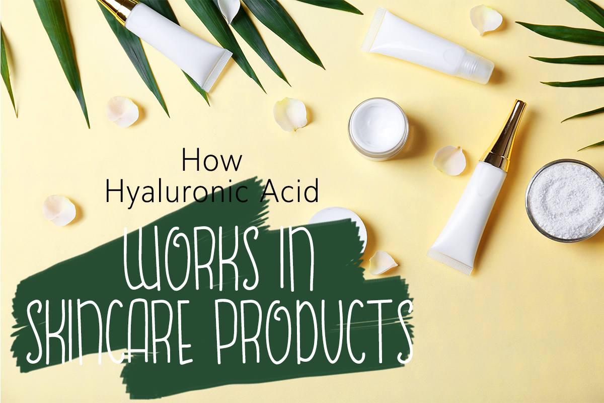 Hyaluronic Acid in Skincare Products