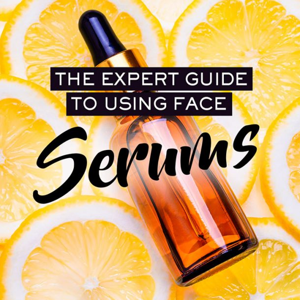 Expert Guide to Using Face Serums