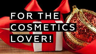 Super Fancy Gift Ideas for the Cosmetics Lover