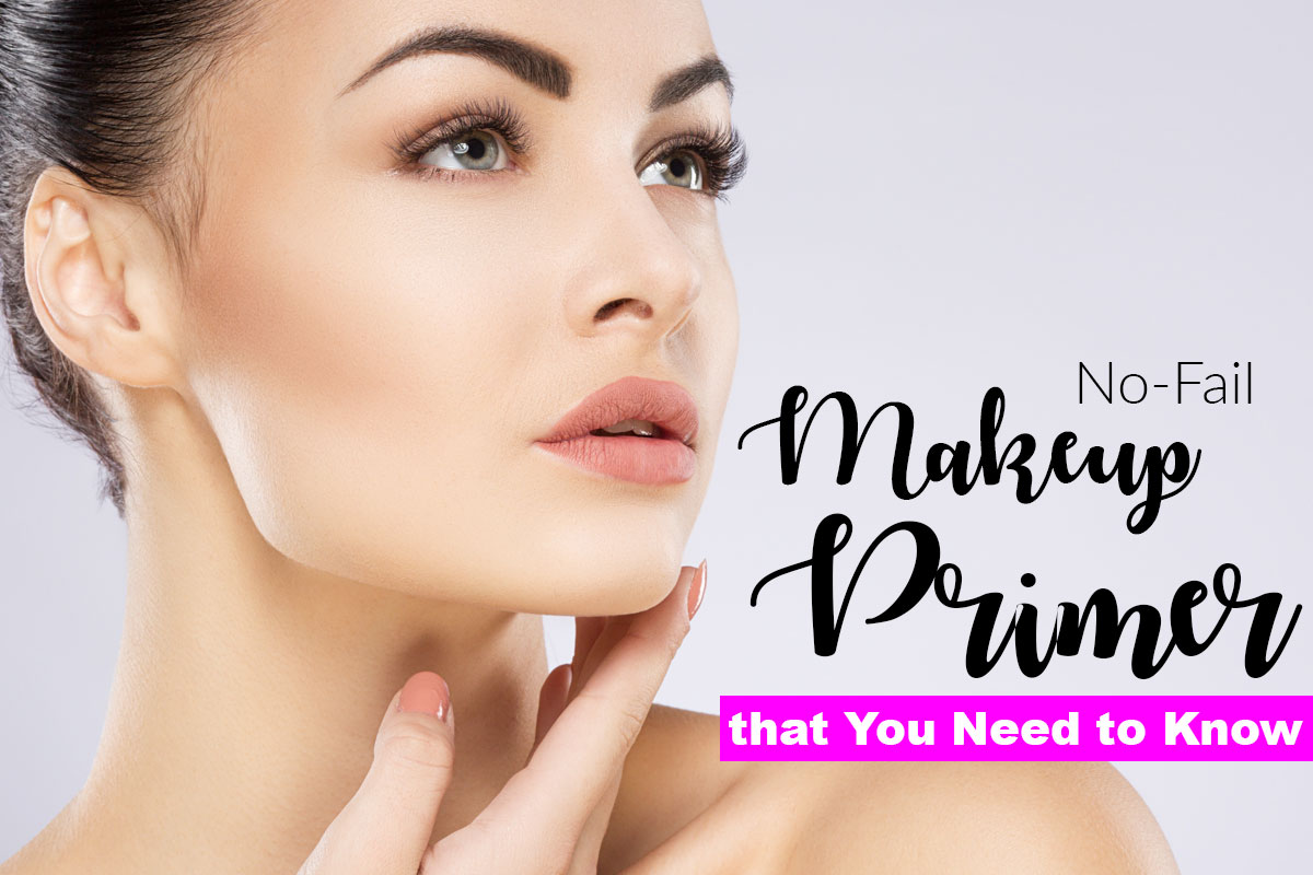 What is makeup primer