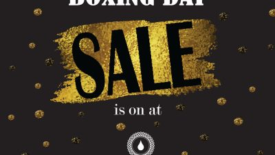 Boxing Day Sale is On at Alyaka!
