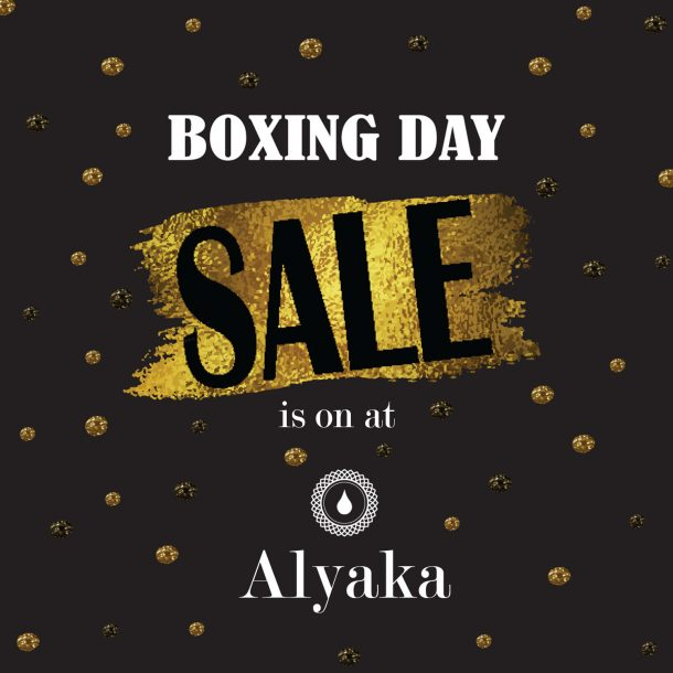 Boxing Day Sale 2018