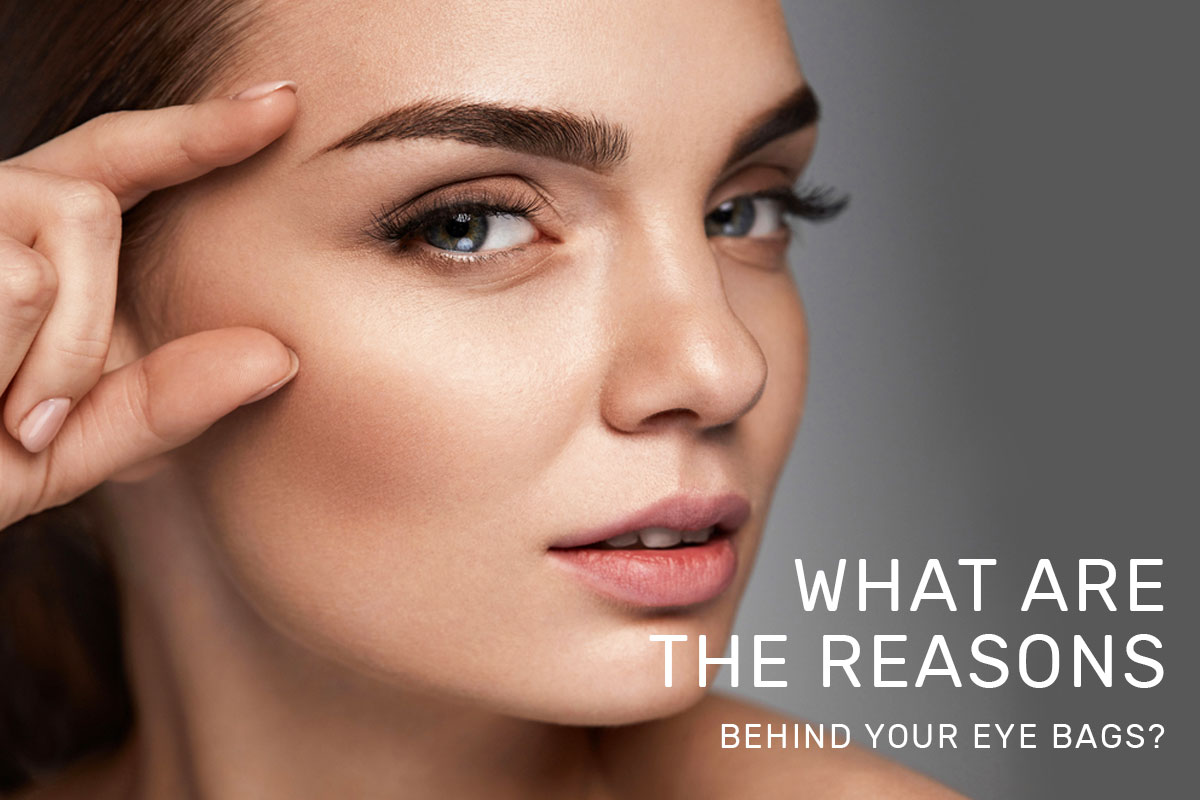 How to Get Rid of Eye Bags Like an Expert in Simple Steps