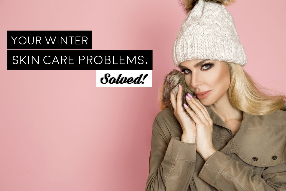 7 Cold Weather Skin Problems and How To FixThem