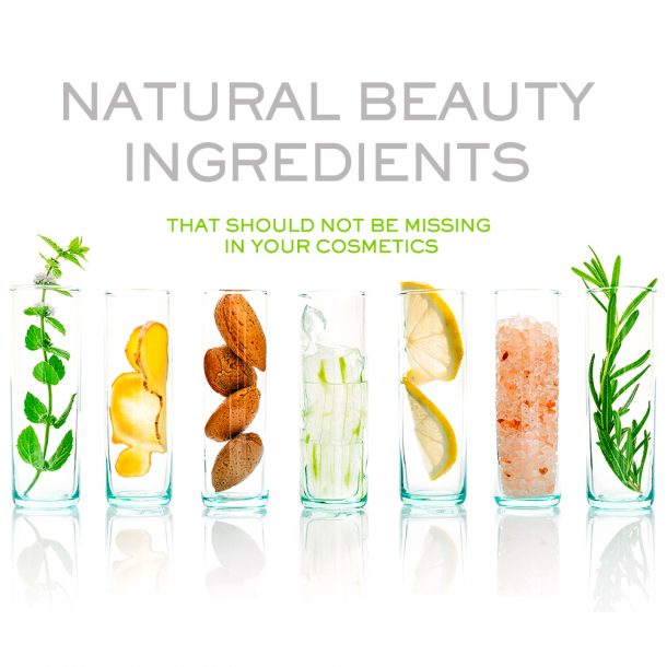 Natural Beauty Ingredients in Cosmetics