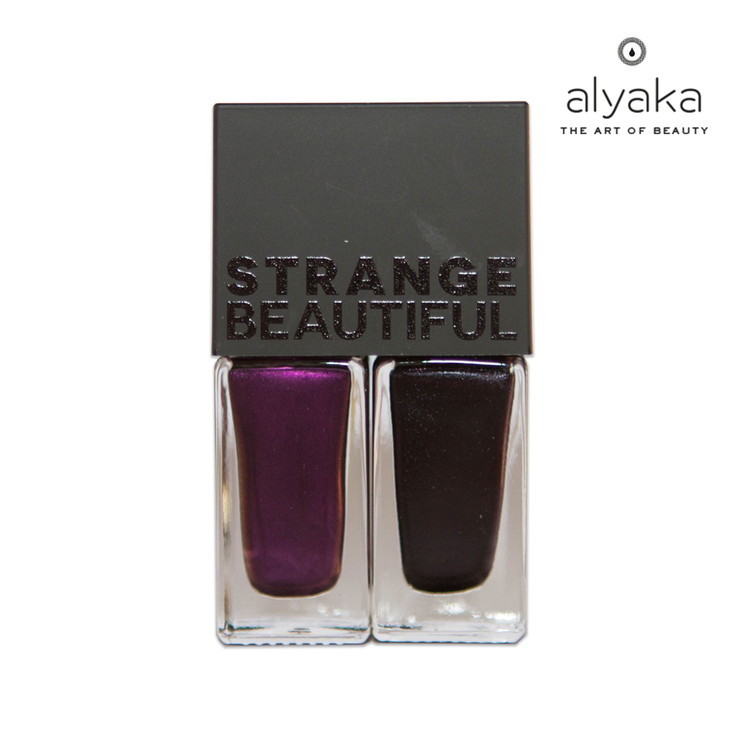 Strange Beautiful Wilde Metalized Nail Polish