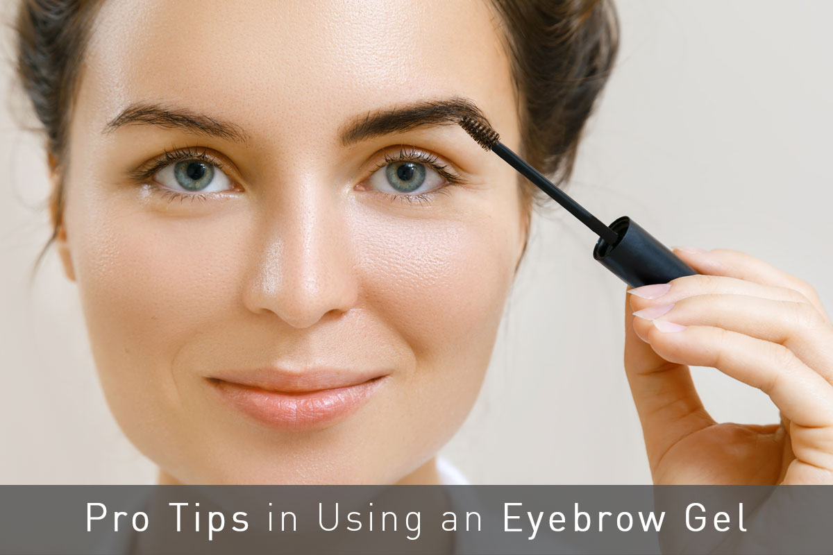 Eyebrow Gel Tips