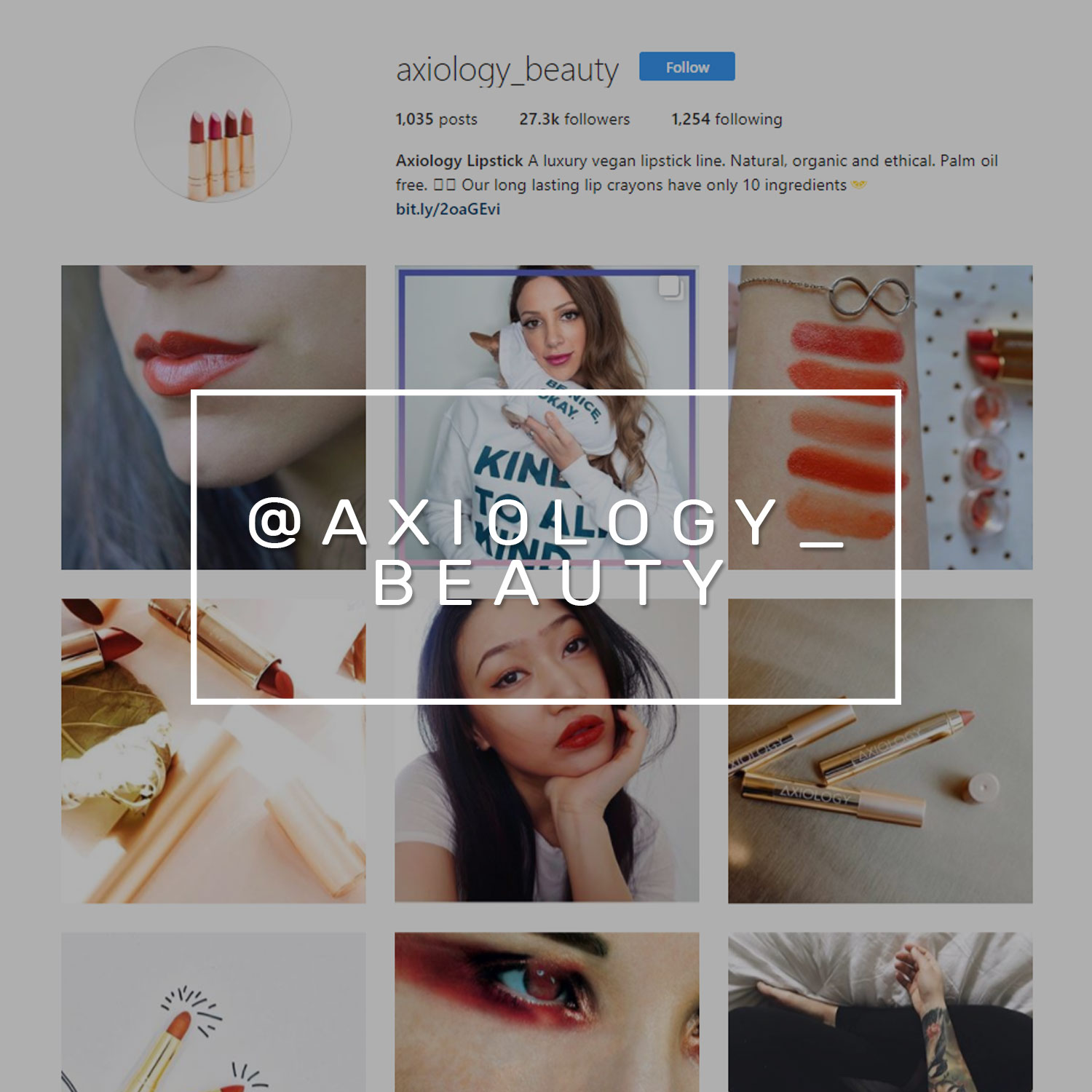 Axiology on Instagram